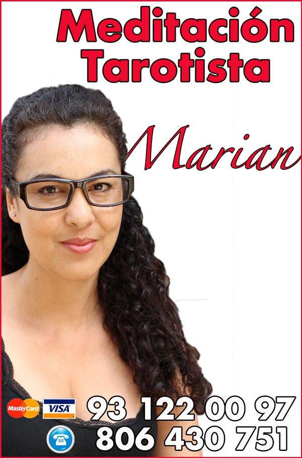 Marian- tarotista y vidente experta en resurreciones