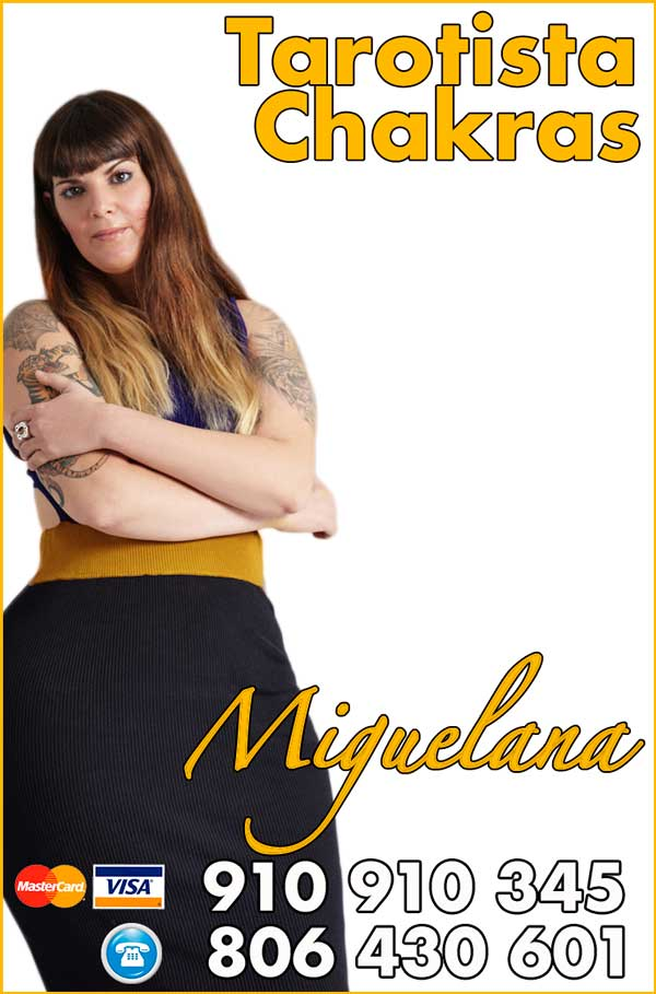 Miguelana - barajas de tarot para la videncia